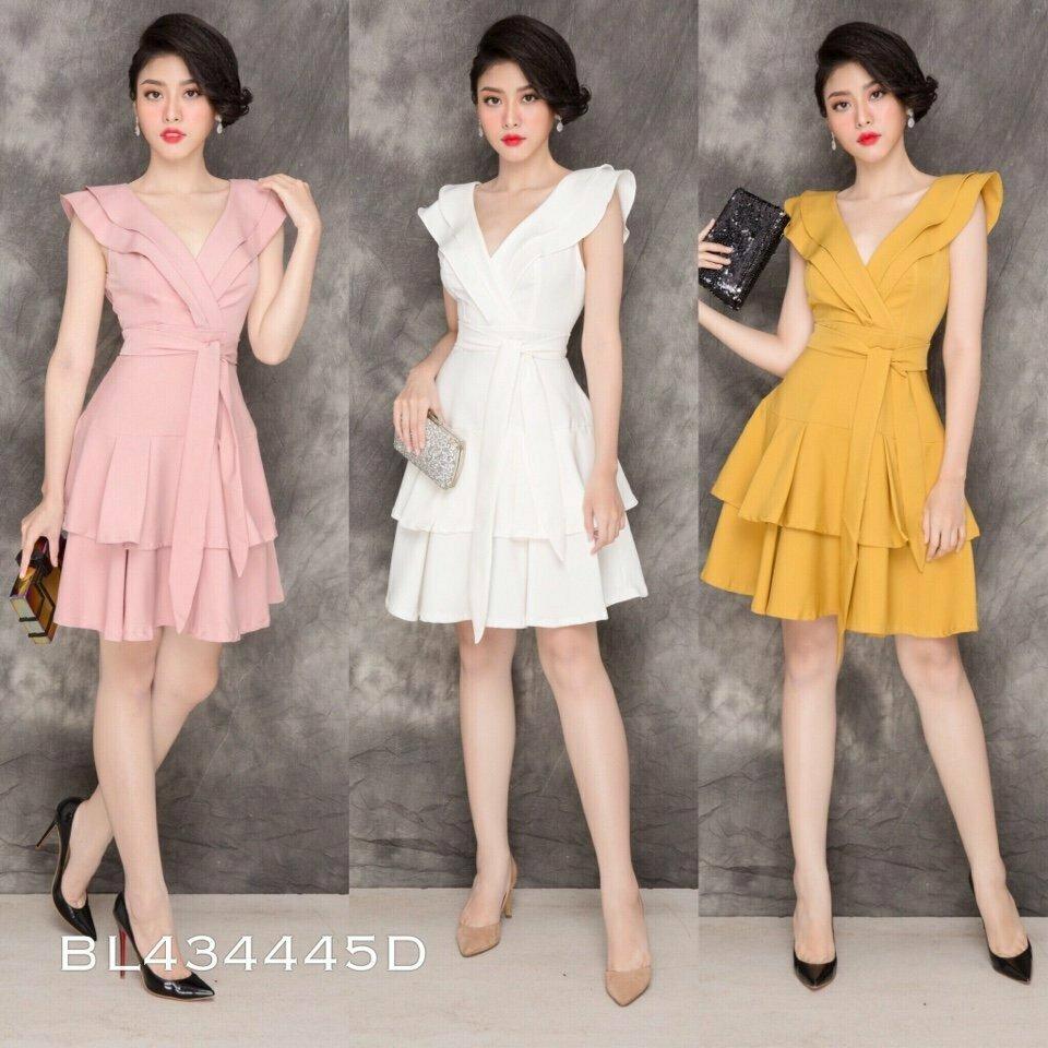 [TỔNG HỢP] 199+ Mẫu Thời Trang Đầm Váy Đẹp Sang Trọng